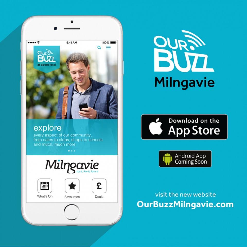 Our Buzz iOS Dowload Message Square