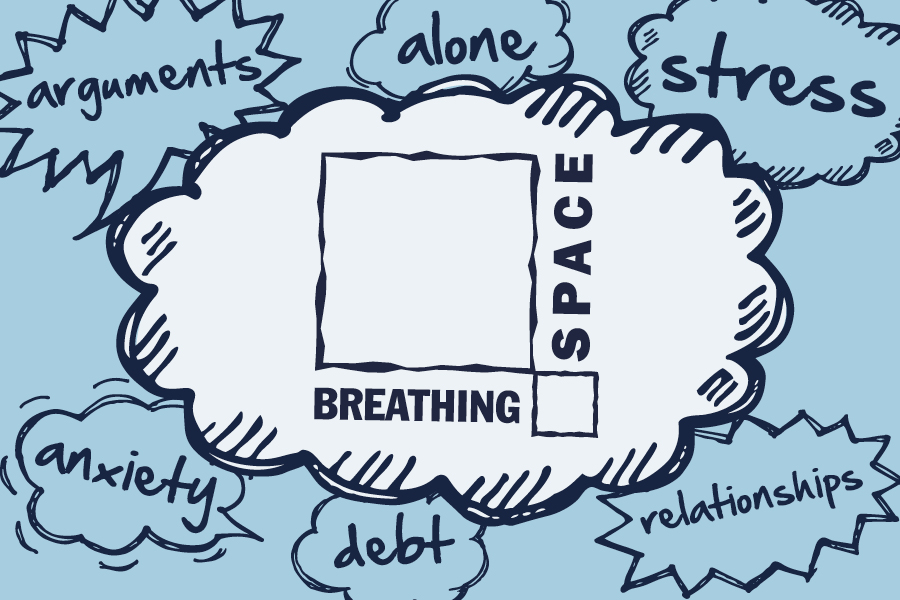 campaign NHS24 Breathing Space 900x600