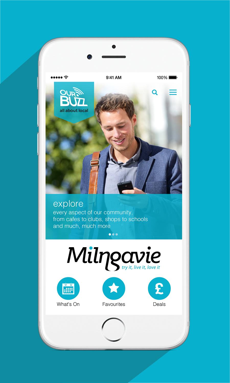 Our-Buzz-App-Screen-by-reflexblue