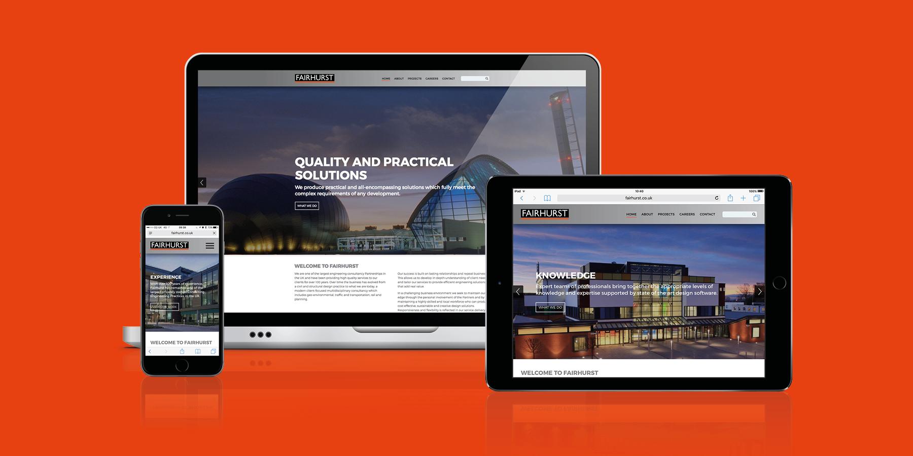 Fairhurst Website 1800x900