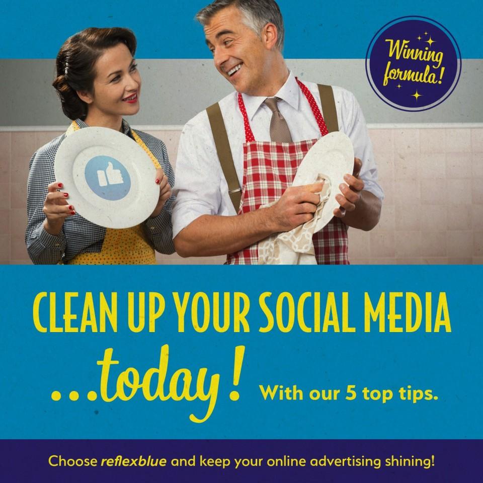 Clean Up Social Media